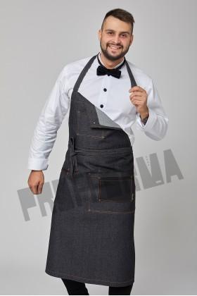 "Фартук для повара ""Бармен"""