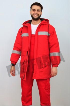"""Куртка утепленная """"Скорая помощь"""""""
