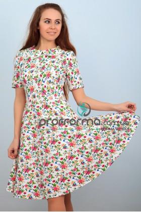 """Платье для персонала """"Весна"""""""