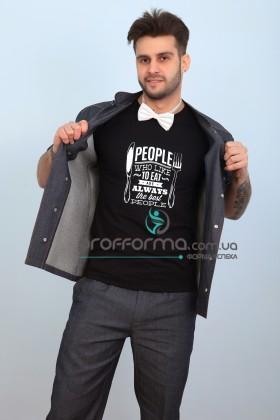 "Комплект для официанта или бармена: брюки, рубашка, футболка ""Джинс"""