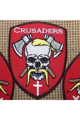 "Вышивка ""Crusaders"""