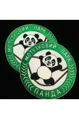 "Шеврон ""Панда"""