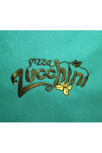 "Вышивка ""Pizza Zucchini"""