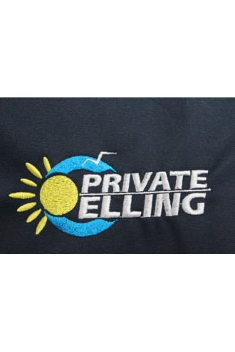 """Вышивка """"Private Elling"""""""