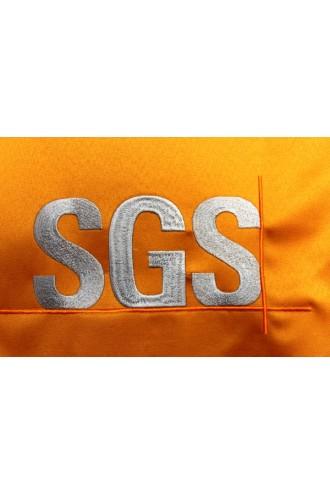 """Вышивка """"SGS"""""""