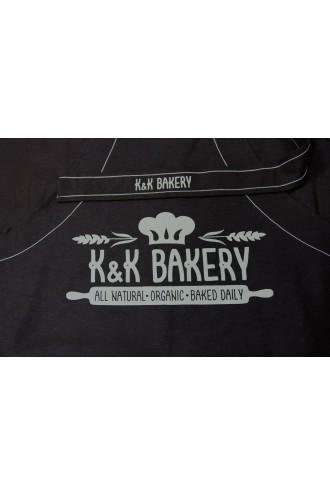 "Печать ""K&K Bakery"""