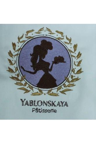 """Вышивка """"Yablonskaya"""""""