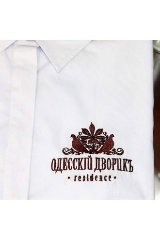 """Вышивка """"Одесский Дворикъ"""""""