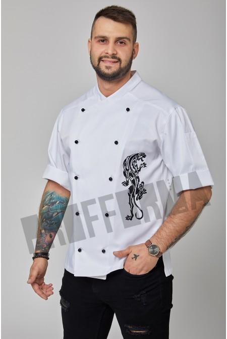 """Китель повара мужской """"Ягуар"""""""