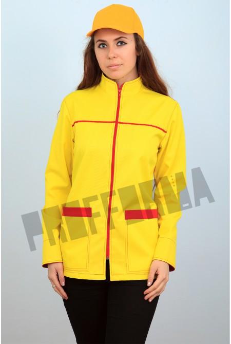 """Куртка рабочая """"Супермаркет"""""""