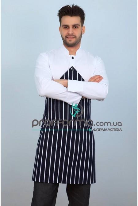 """Китель повара мужской с фартуком """"Дуэт"""""""