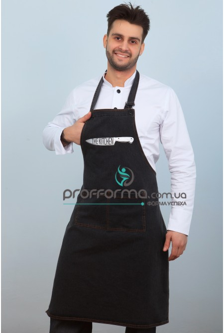 """Фартук повара или официанта """"Китчен"""""""