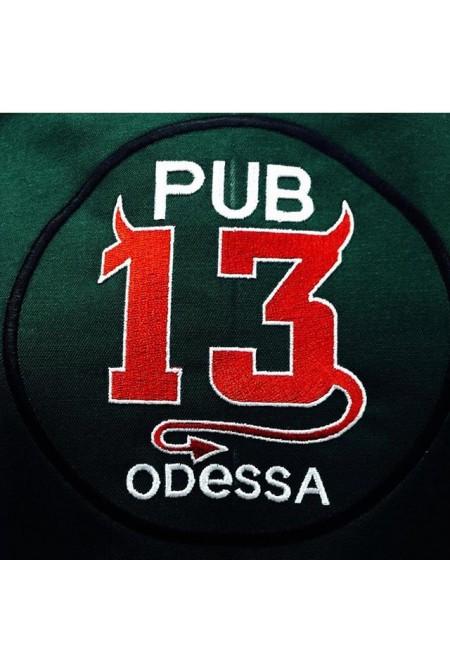"""Вышивка """"Pub 13"""""""