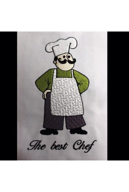 "Вишивка ""The best Chef"""