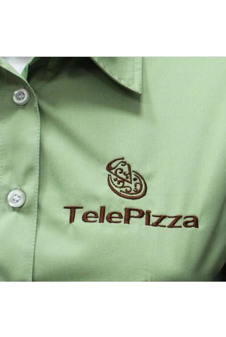 """Вышивка """"Tele Pizza"""""""