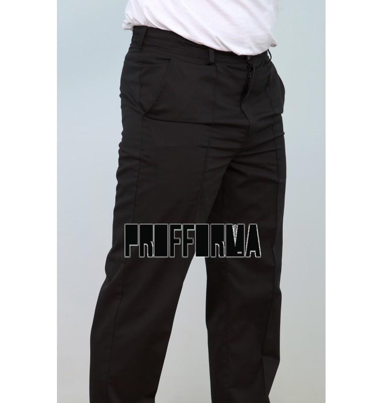 Черные брюки для персонала