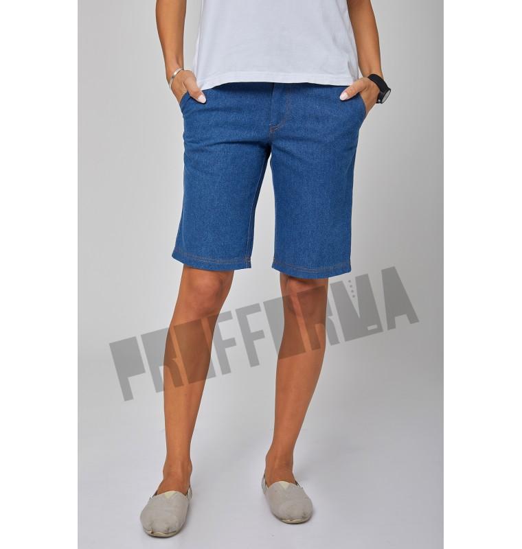 Шорты для персонала джинсовые