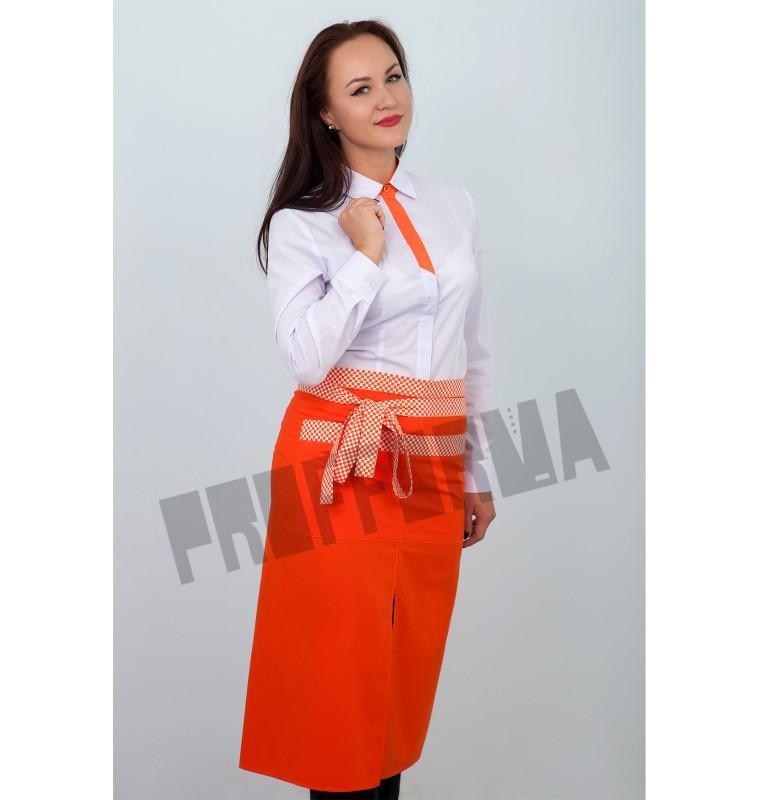 """Рубашка женская """"Оранж"""""""