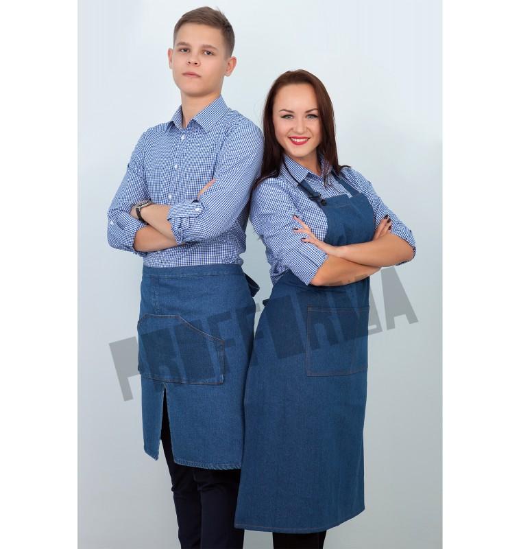 """Рубашка для персонала """"Дача"""""""