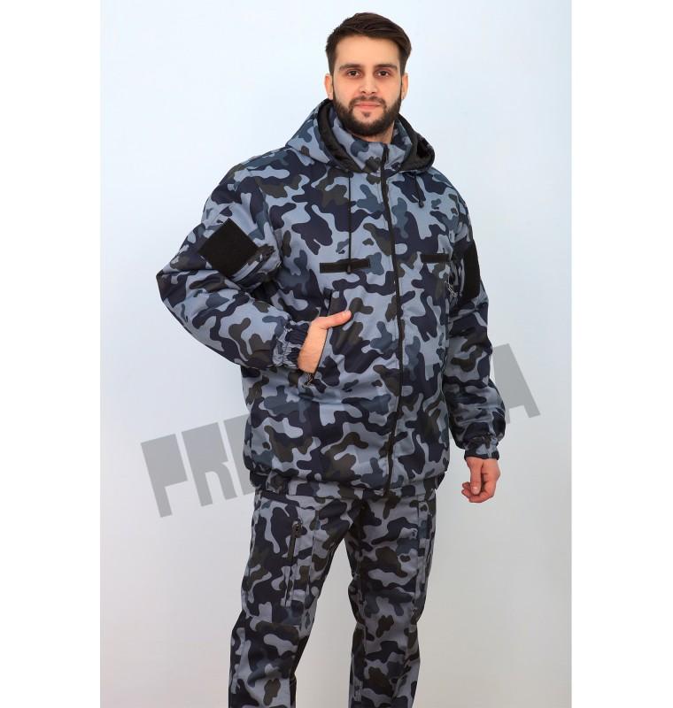 """Куртка утепленная  """"Охрана"""""""